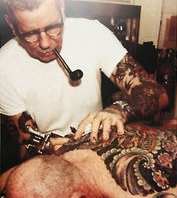 Sailor Jerry Old School Tattooing